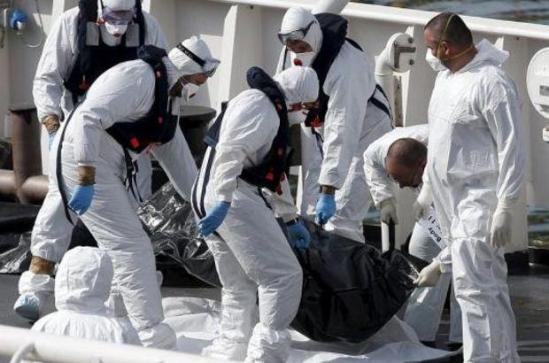 700 göçmenin ölümünden yargılanan 2 insan kaçakçısının toplam 24 yıl hapsi istendi