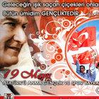 TSK 19 Mayıs için afiş hazırladı