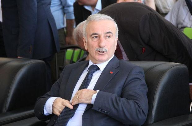 Vali'den Demirspor açıklaması: