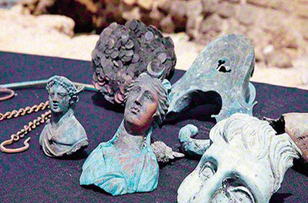 Akdeniz açıklarında dev hazine bulundu