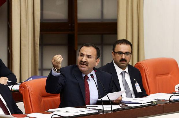 Adalet Bakanı Bekir Bozdağ: CHP-HDP dayanışması deşifre oldu