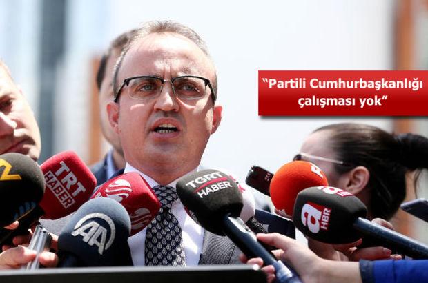AK Partili Bülent Turan: HDP sözüm ona vicdanlara oynadı
