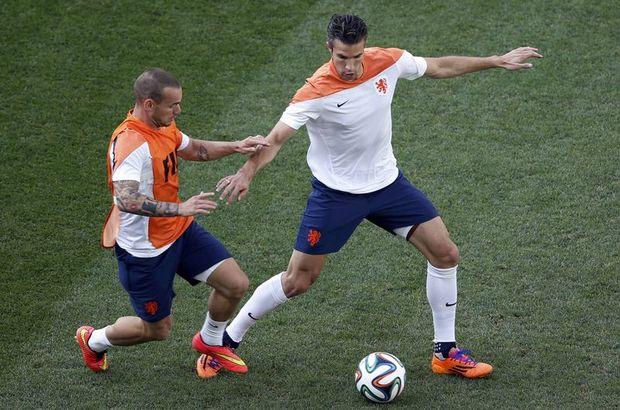 Hollanda kadrosu açıklandı