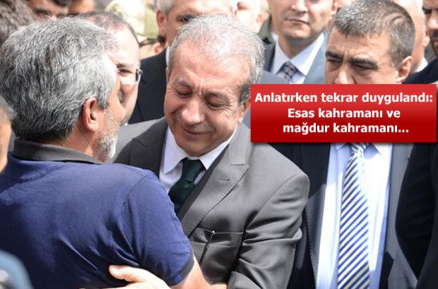 Mehdi Eker, Diyarbakır saldırısının detaylarını HABERTÜRK'e anlattı