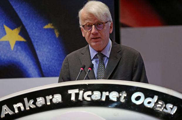 Hansjörg Haber, Dışişleri Bakanlığı'na çağrıldı