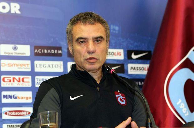 Trabzonspor'un yeni teknik direktörü  Ersun Yanal, umut dolu konuştu