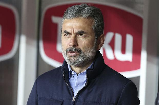 Torku Konyaspor Teknik Direktörü Aykut Kocaman'dan yönetime tepki
