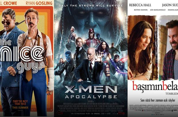 20 Mayıs'ta vizyona giren filmler