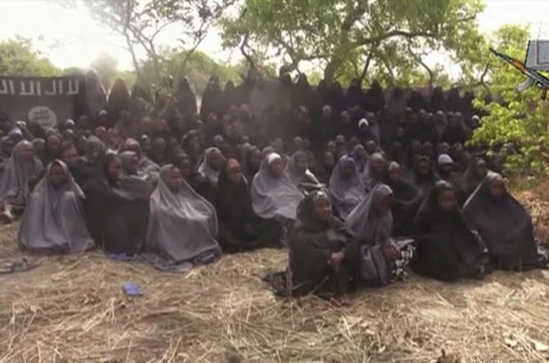 Boko Haram'ın kaçırdığı bir kız bulundu