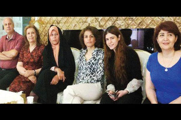 Rafsancani'nin kızına tutuklama istemi