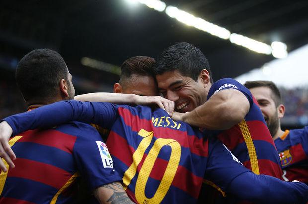 Barcelona'ya yıllık 100 milyon Euro