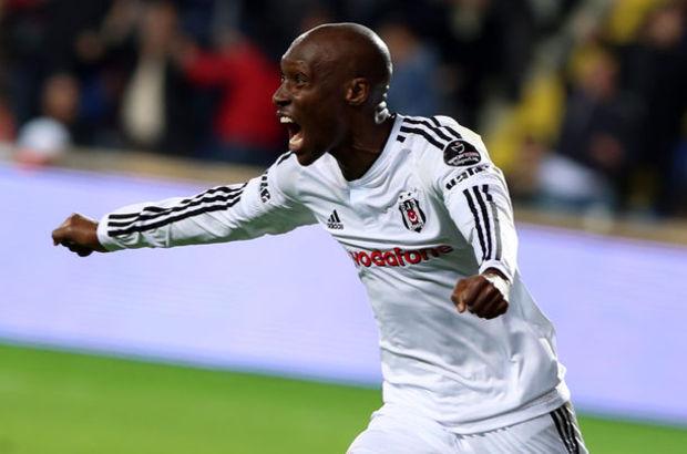 Atiba Hutchinson Beşiktaş Şampiyonlar Ligi