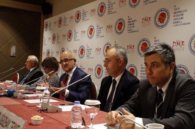 Türkiye Endokrinoloji ve Metabolizma Hastalıkları Kongresi