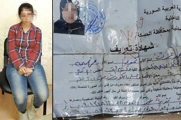 PYD'nin gönderdiği keskin nişancı Viranşehir'de yakalandı