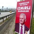 Binali Yıldırım'ın adaylığı İzmir'de sevinçle karşılandı