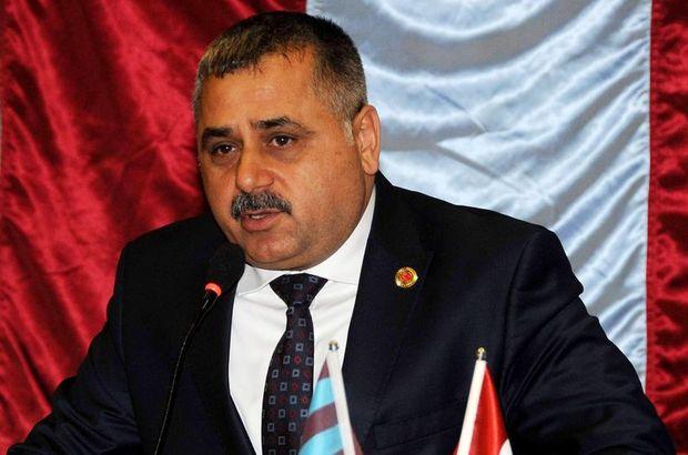 1461 Trabzon Kulübü Başkanı Bekir Aktürk, istifa etti