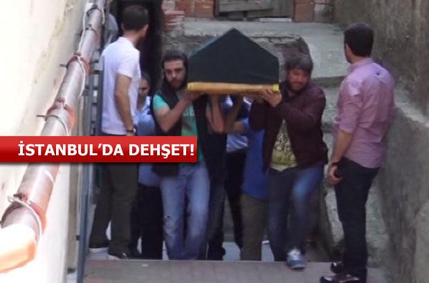 İstanbul'da dehşet! 5 yaşındaki oğlunu boğarak öldürdü