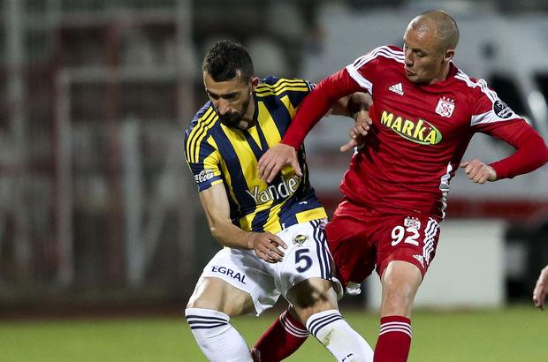 Medicana Sivasspor: 2 - Fenerbahçe: 2 | MAÇ SONUCU