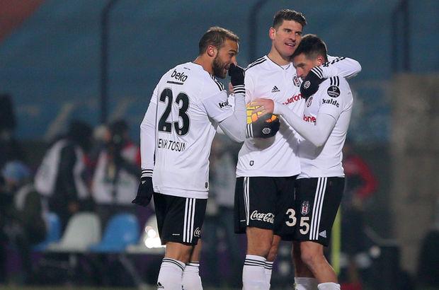 Süper Lig'in gol kralı Mario Gomez