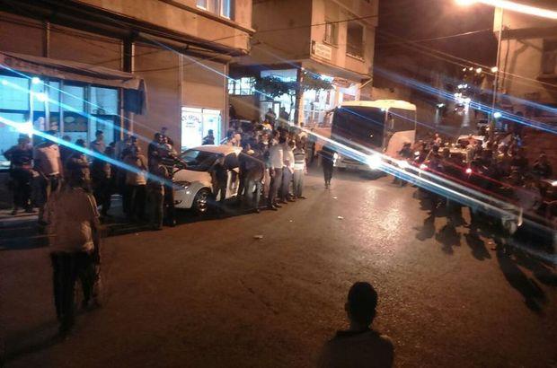 Gaziantep'te bulunan hücre evinde canlı bomba kendisini patlattı