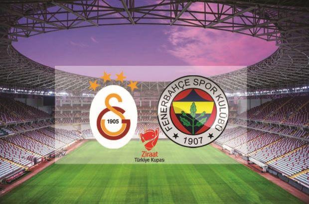 Galatasaray Fenerbahçe ZTK