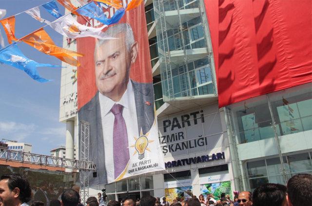 İzmir, Binali Yıldırım'a böyle hazırlanıyor