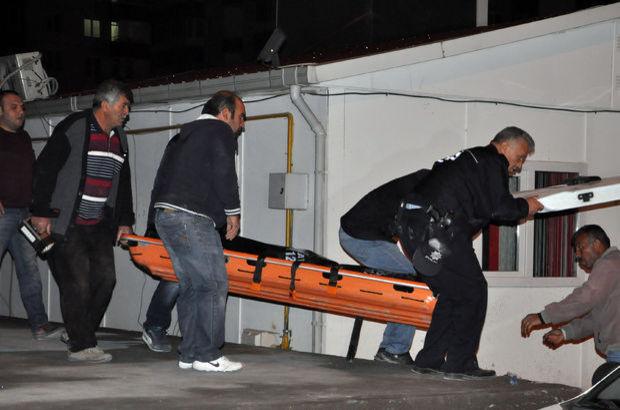 Kayseri'de inşattan düşen Suriyeli işçi öldü
