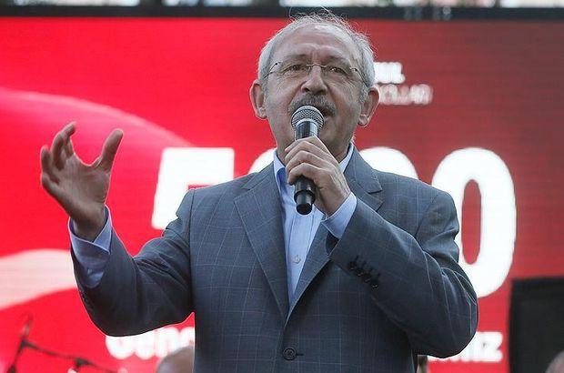 Kemal Kılıçdaroğlu, İstanbul'da gençlere hitap etti