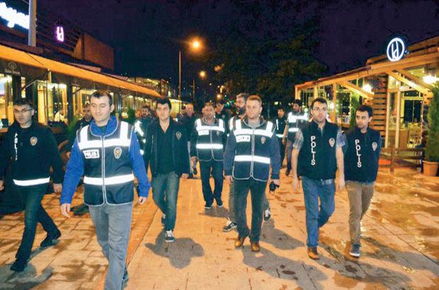 Rize'de Erdoğan'ın ziyareti öncesi güvenlik alarmı