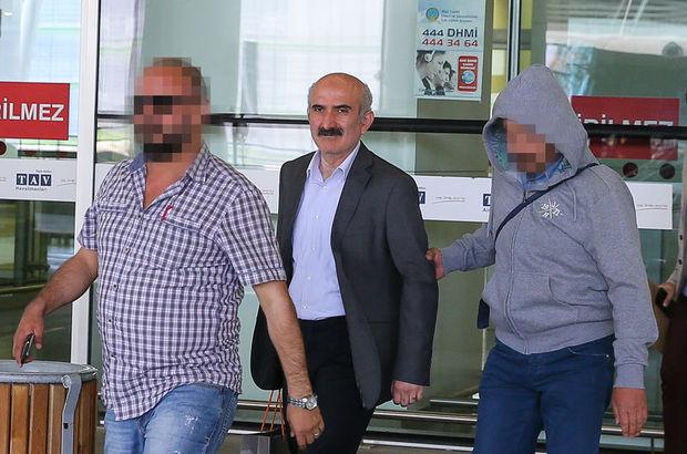 İzmir'de Fethullah Gülen'in yeğeni Mehmet Mezher Gülen adliyeye sevk edildi