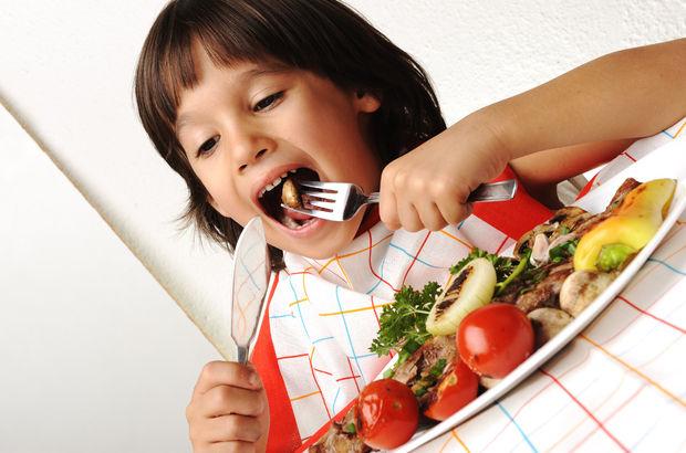 Çocuklarda et tüketimi