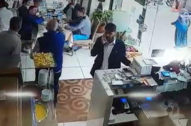 İstanbul Bağcılar'da soğukkanlı hırsız güvenlik kamerasında
