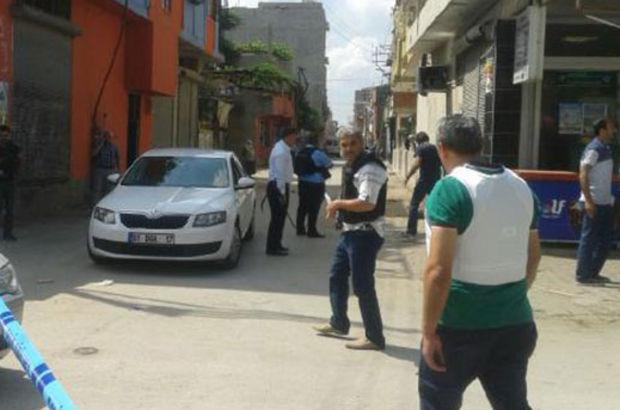 Adana'da teröristlerin saldırısına uğrayan polis şehit düştü