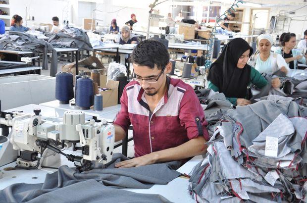 Diyarbakır ve Çankırı'da binlerce kişiye istihdam imkanı