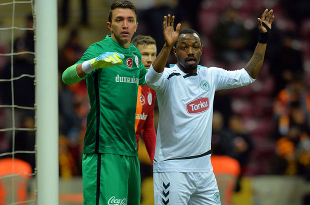 Torku Konyaspor'un en golcüsü Traore