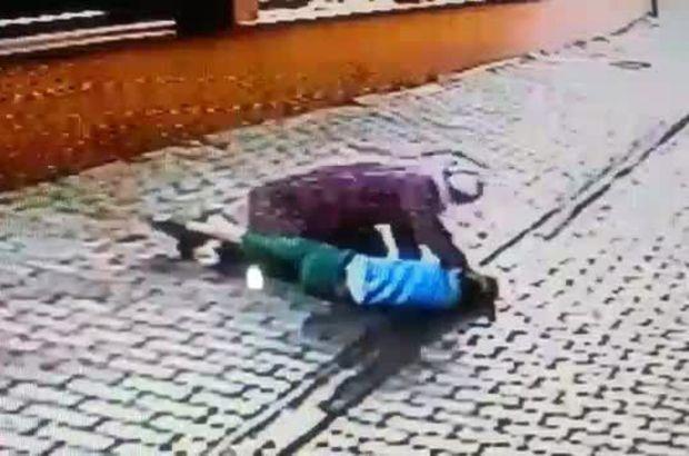 İstanbul Bahçelievler'de bir kadın küçük çocuğu tabletten oyun sildi diye öldüresiye dövdü