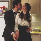 Pelin Akil ile Anıl Altan nişanlandı