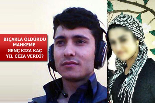 Diyarbakır'da, kendisine tecavüz ettiğini söylediği genci öldüren kıza 5 yıl hapis