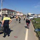Sakarya'da feci kaza: 1 ölü, 3 yaralı