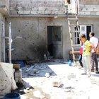 Gaziantep'te canlı bomba Yunus Durmaz'ın kendini patlattığı hücre evi