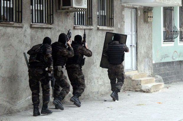 Gaziantep'te yabancı uyruklu 9 DAEŞ üyesi yakalandı