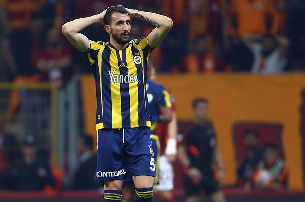 Mehmet Topal, Fenerbahçe ile anlaşmaya vardı