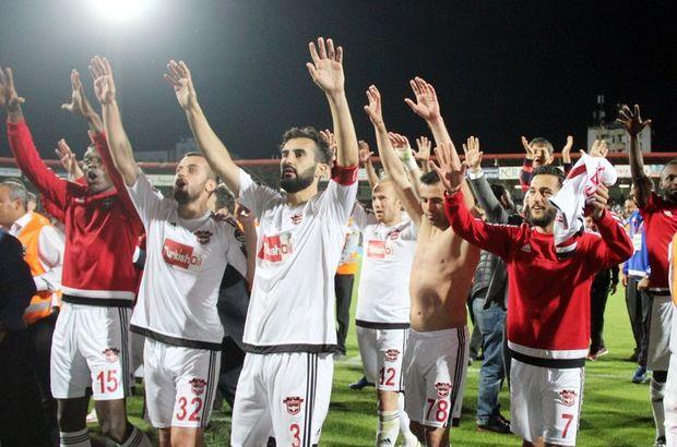 Gaziantepspor ikinci yarıya rağmen ligde kaldı