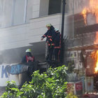 İstanbul'da balık restoranında korkutan yangın