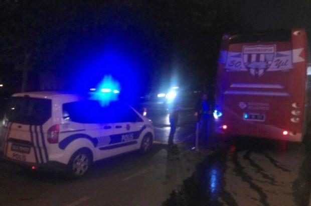 Bandırmaspor'a silahlı saldırıda 3 kişi gözaltına alındı