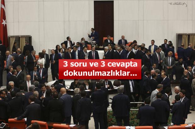 Yargı milletvekillerine nasıl dokunacak?