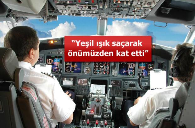 THY pilotundan 'UFO' uyarısı!