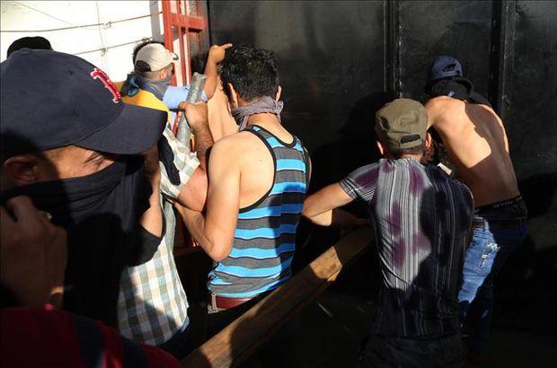 Bağdat'taki sokağa çıkma yasağı kaldırıldı
