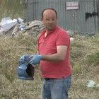 Pendik'te bomba süsü verilen tüp korkuttu