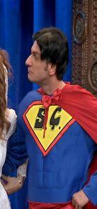 Güldür Güldür Show'da bir süper kahramanın düğün töreni!